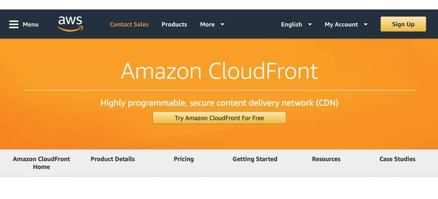 amazon-cloudfront-cdn