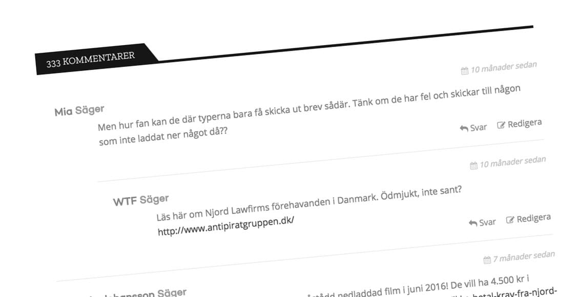 Photo of Fler kommentarer på bloggen – så gör du