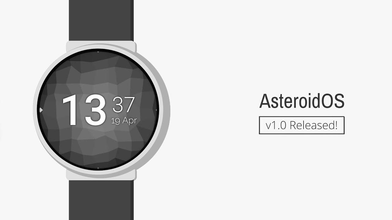 Photo of AsteroidOS 1.0 släppt – ersätter Wear OS i din smartwatch