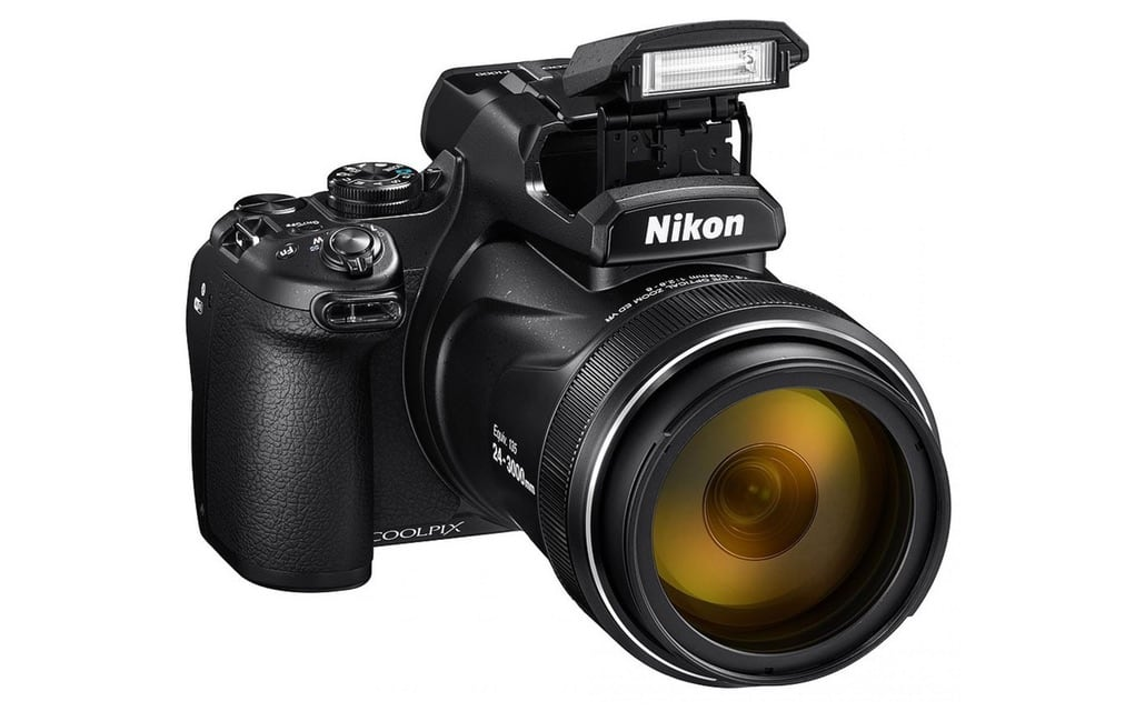 Photo of Nikon P1000 – extrem zoom på 125x & 4K-video