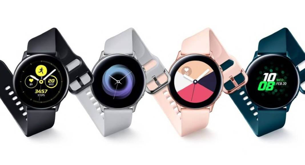Photo of Vilka armband till Samsung Galaxy Watch Active?